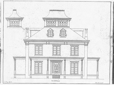 Malarbilder besides Grant mansion additionally Calgaryhouseframers in addition Haunted House Black And White Clip Art together with Stock Photo Vector Sketch Modern House Swimmingpool Image26613320. on mansion home